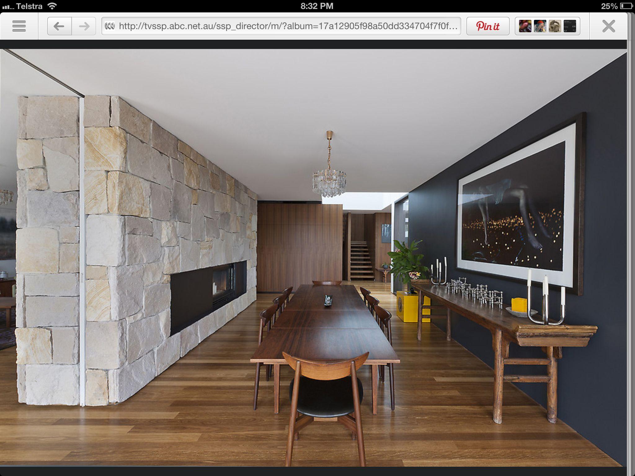 Dream Build. Flipside house 1960 architecture Flooring