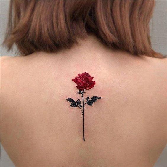 26 Awesome Rose Tattoo Design For Women Ipinstyle Tattoos Trendy Tattoos Mini Tattoos