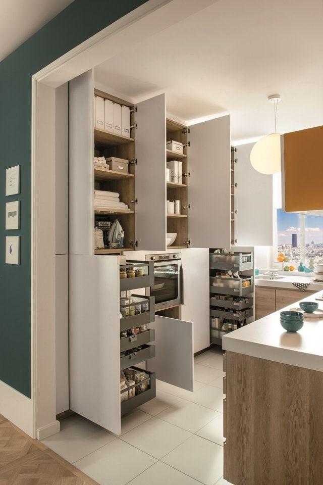 Cocina Madera Y Blanca Cocina Pinterest Schmidt