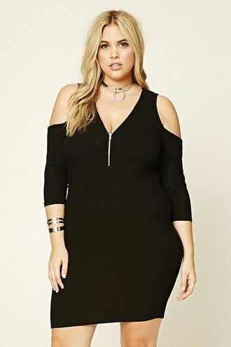 Shop Forever 21 plus size dresses for every occasion. Flaunt what ...