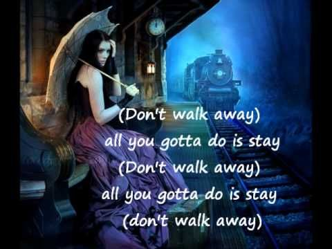 Electric Light Orchestra Don T Walk Away Inspirational Songs Music Memories Piece Of Music