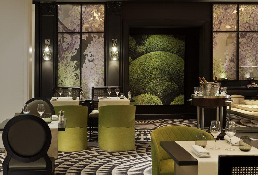 Le Restaurant Les Collections Au Sofitel Paris Le Faubourg