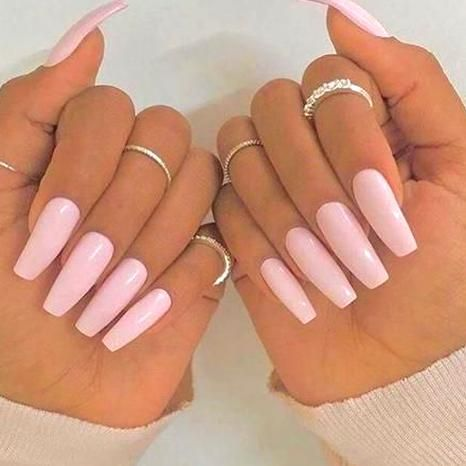 nails 61 best baby pink nail polish colours for a classic