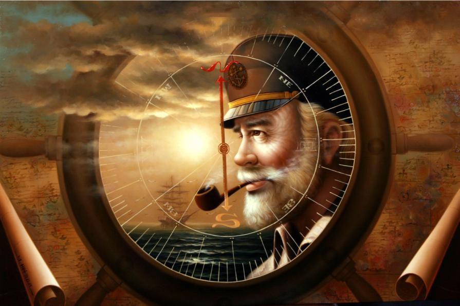 НОВОСТИ & Карта капитан 1-Sea Captain