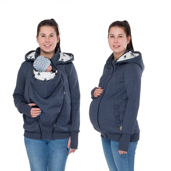f952ca3c7b7f0 3 in 1 Cotton Kangaroo hoodie / jacket is made for carrying babies and toddlers  depending on size and weight. FRONT ONLY CARRIER BABY SLING OR CARRIER IS  ...