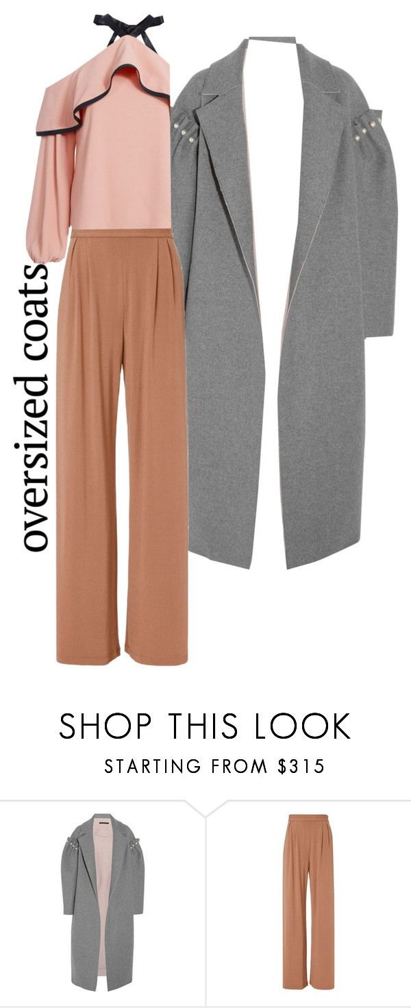 """""""grey"""" by cinzia-cipriani ❤ liked on Polyvore featuring Mother of Pearl, Fleur du Mal and Alexis"""