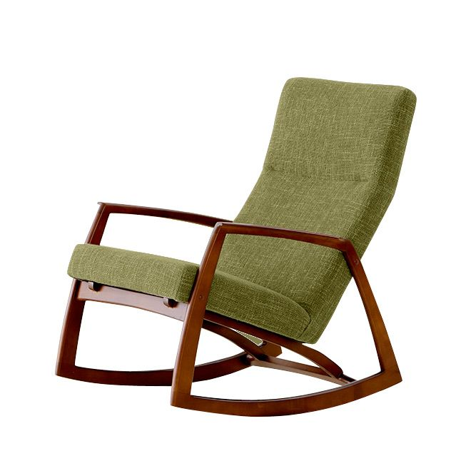 This Mid Century American Classic Design Inspired Rocking Chair