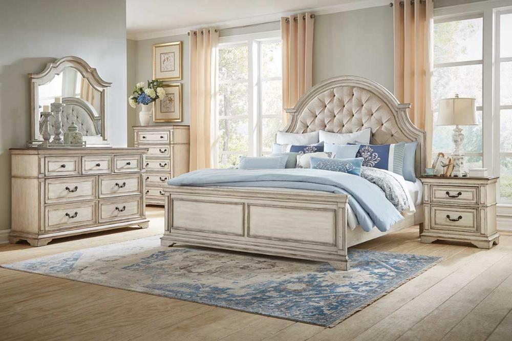 Picture Of Juliana 5 Piece Queen Bedroom Set King Bedroom Sets