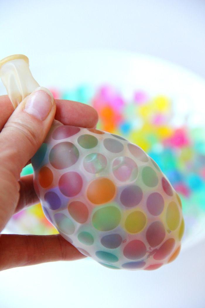 Water Bead Stress Ball Water Bead Stress Ball - A