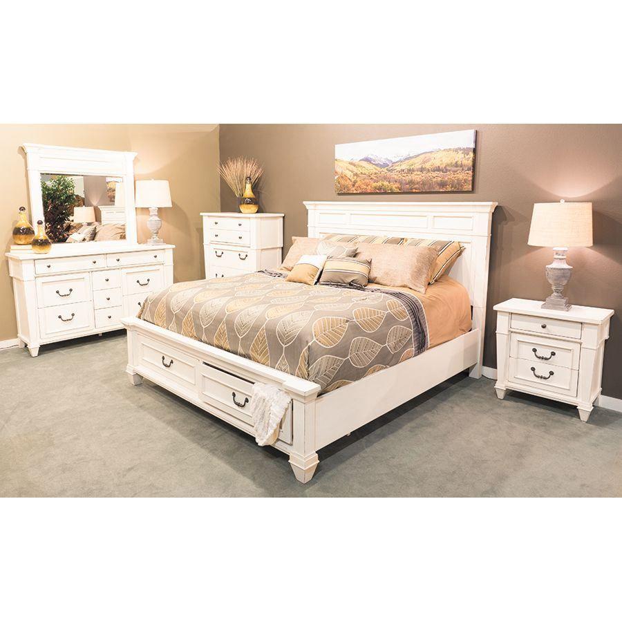 Newport Piece Bedroom Set PCSET FOLIO American - American furniture warehouse bedroom sets