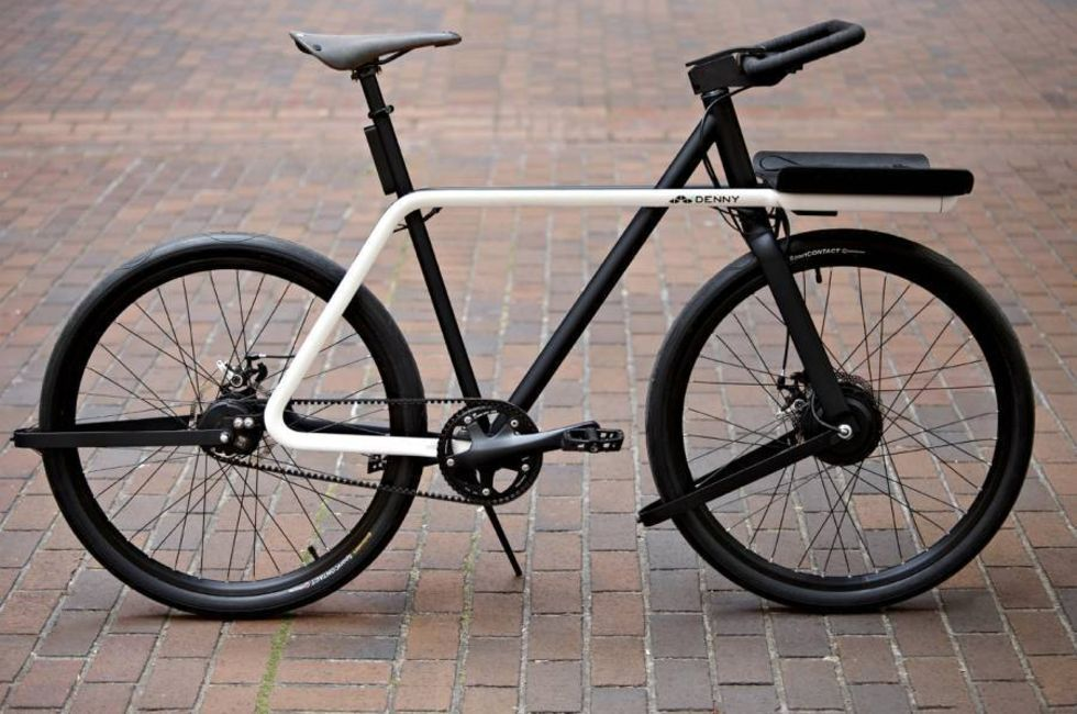 Bike Of The Future Removes The Need To Shift Gears Pedal Up Hills