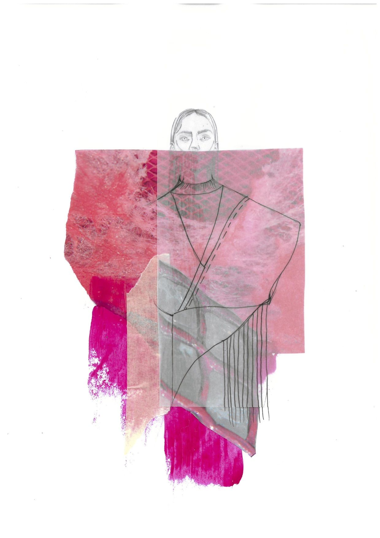 JESSICA LAMPIT | PINKY PROMISE | Fashion sketchbook ...