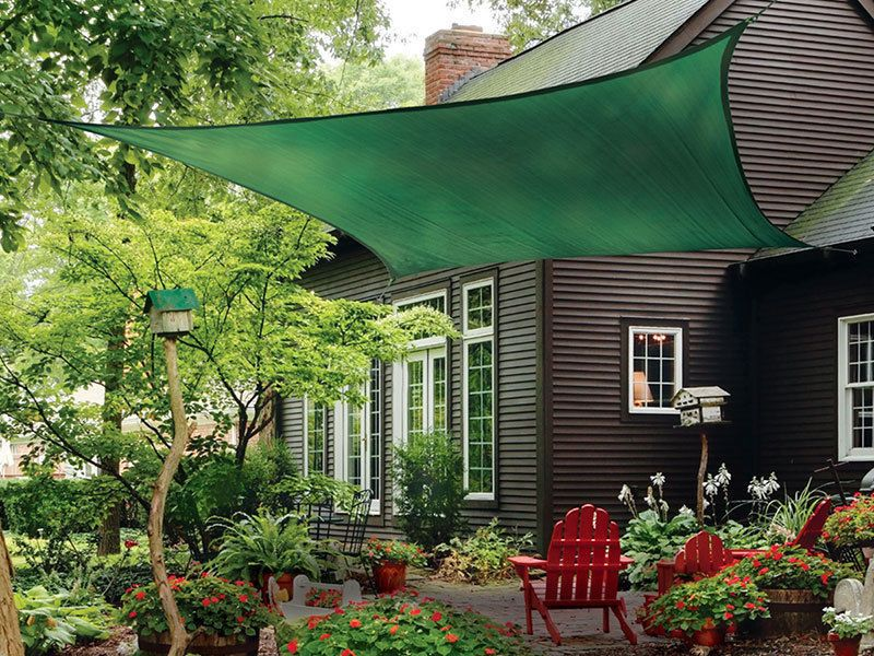 How To Attach Shade Sails