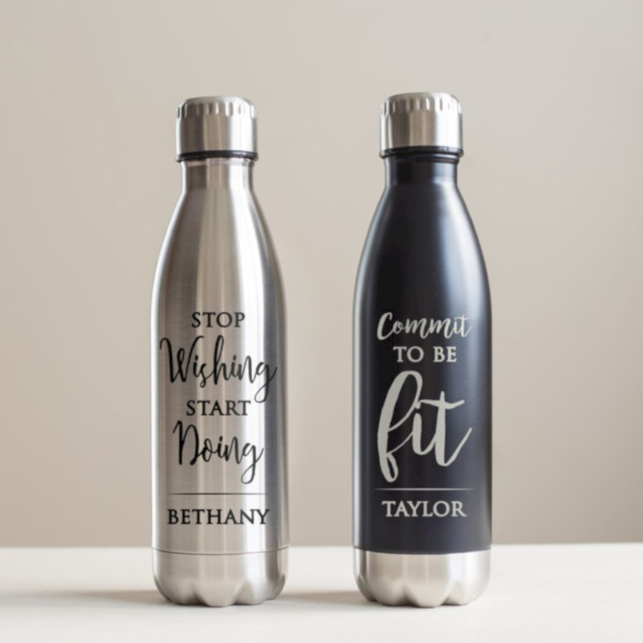 60 Creative Diy Personalized Water Bottle Ideas Diy Water Bottle
