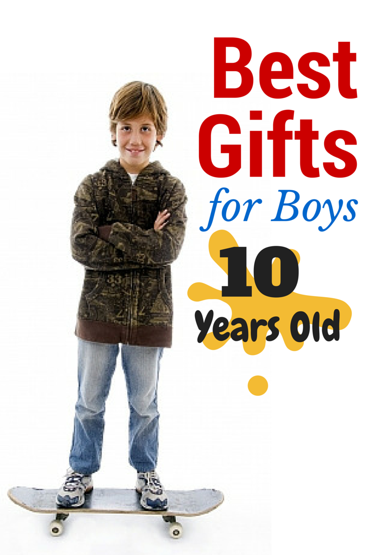 Wish her top 10 gifts for teen boys