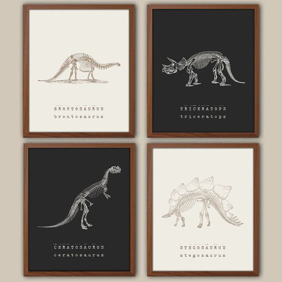 Dinosaur Wall Art Kids Dinosaur Art Baby Boy By INKYSQUIDKIDS Part 78