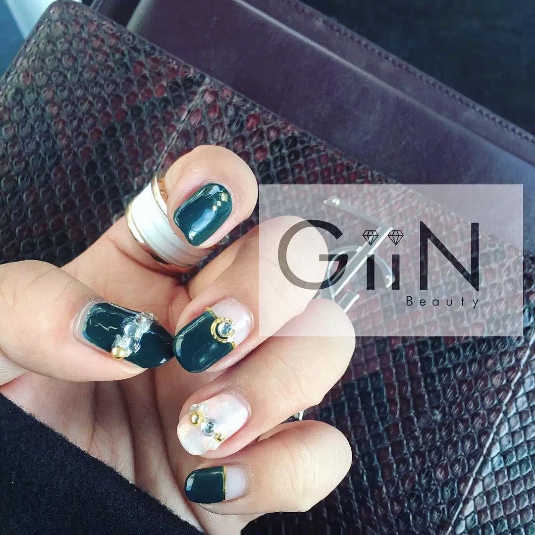 Autumn Jade #nail #nails #nailart #nailpolish #naildesign #nailswag ...