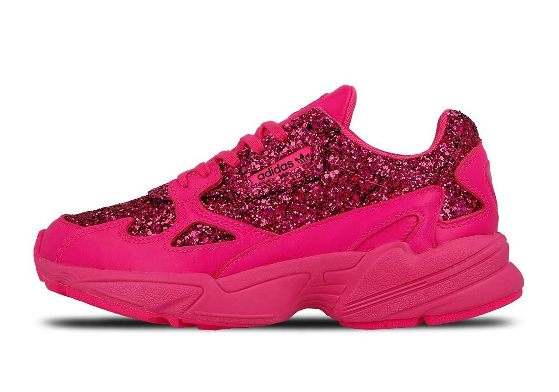adidas Falcon Pink Sequins Release Date