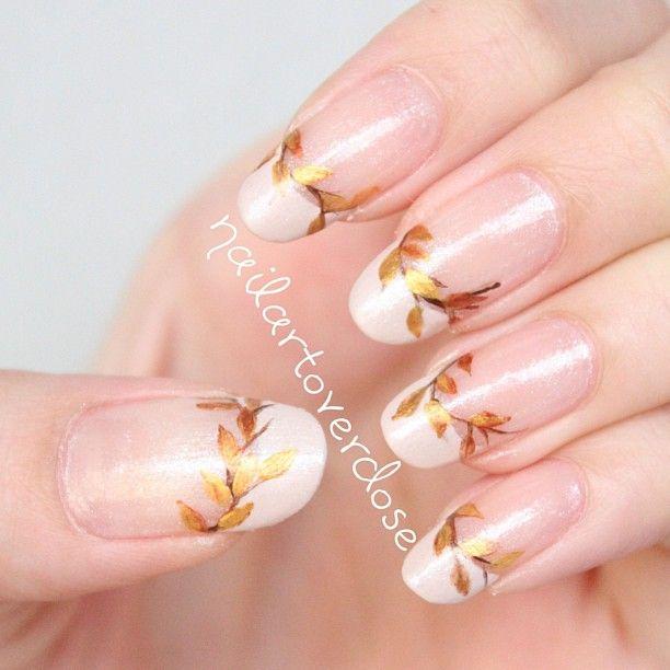 Instagram Photo By Nailartoverdose Nail Nails Nailart Seni Kuku Desain Kuku Desain Seni Kuku