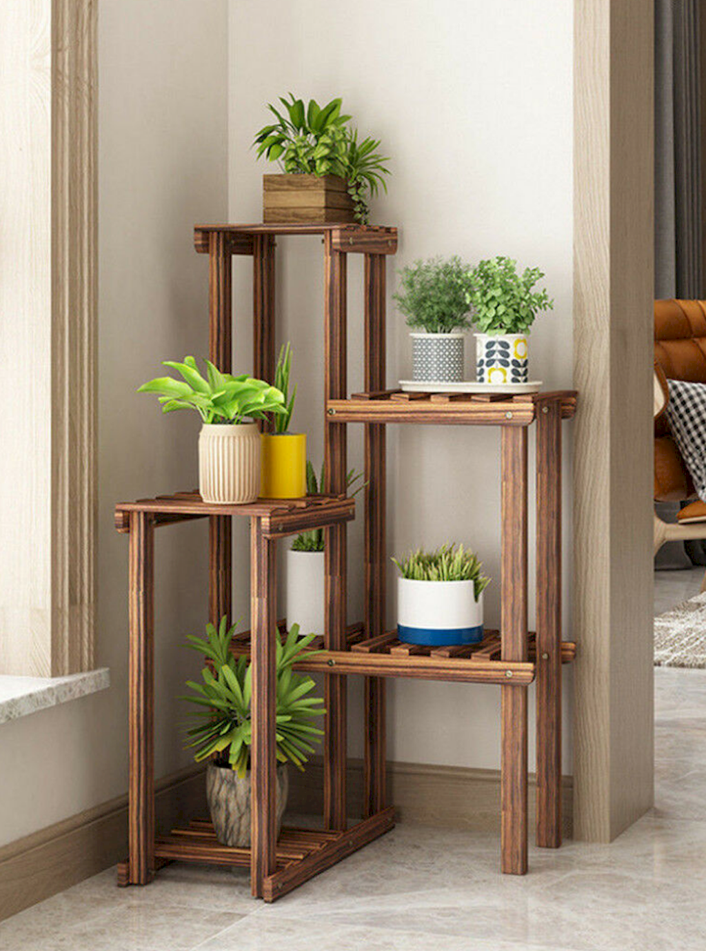 Nice Concepts For Elegant Plant Stands In 2020 With Images