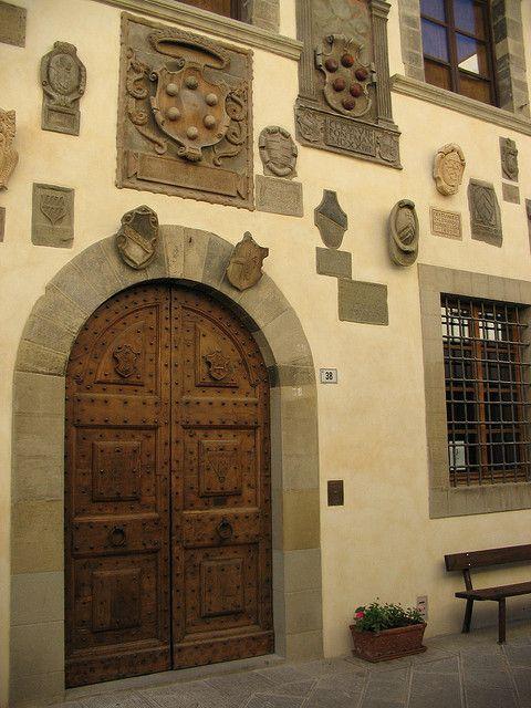 Palazzo Del Capitano Bagno Di Romagna Emilia Romagna Old