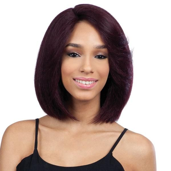 Freetress Equal Synthetic Deep Invisible L Part Lace Wig Hania New