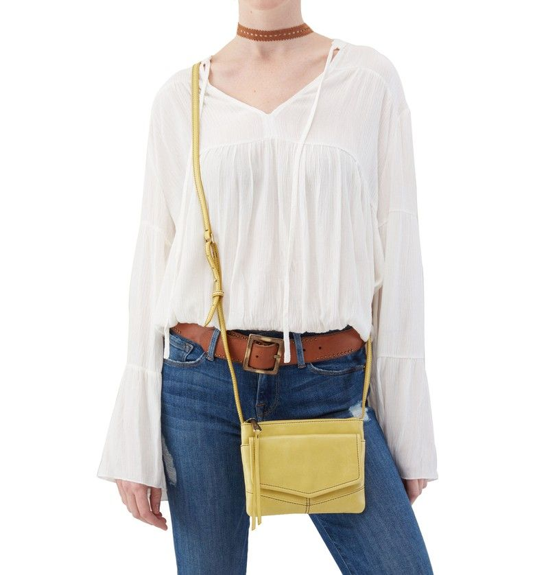 bc5dc60f9a2e Amble Leather Crossbody Bag