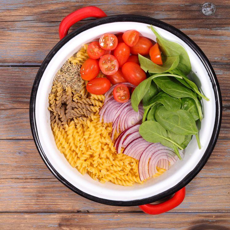 Schnelle Küche: Diese 15 Gerichte kochst du garantiert unter 15 ...