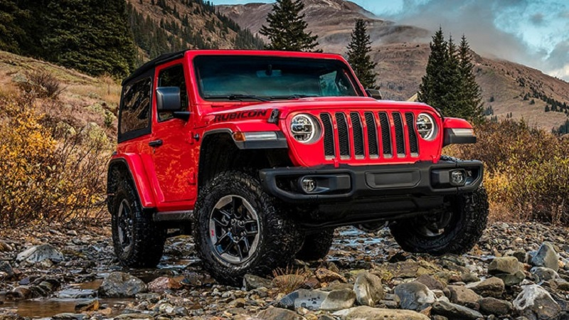 First Of All The Most Important Novelty For The 2021 Jeep