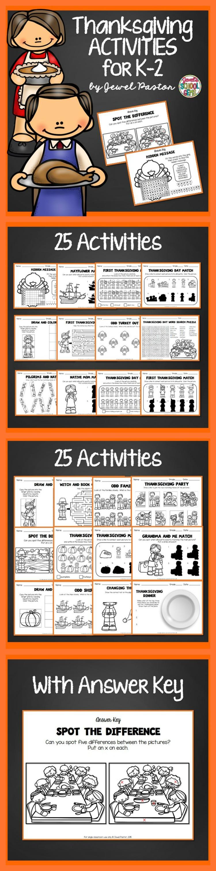 Thanksgiving Activities Thanksgiving Worksheets Kindergarten 1st 2nd Grade Thanksgiving Activities Thanksgiving Worksheets Kindergarten Thanksgiving Worksheets [ 3000 x 750 Pixel ]