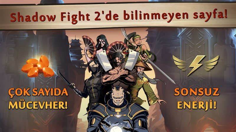 Shadow Fight 2 Special Edition Hileli Apk Mod Para Indirin Co Oyunlar Android
