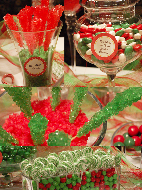Superb Red And Green Candy Buffet Christmas Christmas Candy Download Free Architecture Designs Oxytwazosbritishbridgeorg