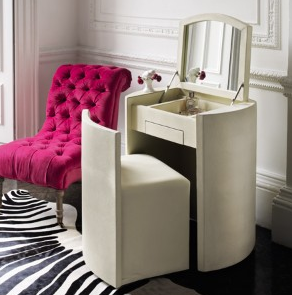 Space Saving/compact Dressing Table