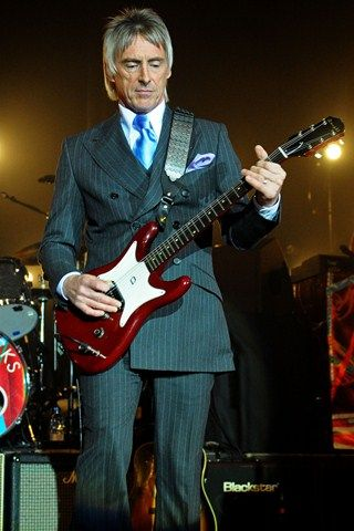 Paul Weller- The most stylish rocker ever to grace a stage...