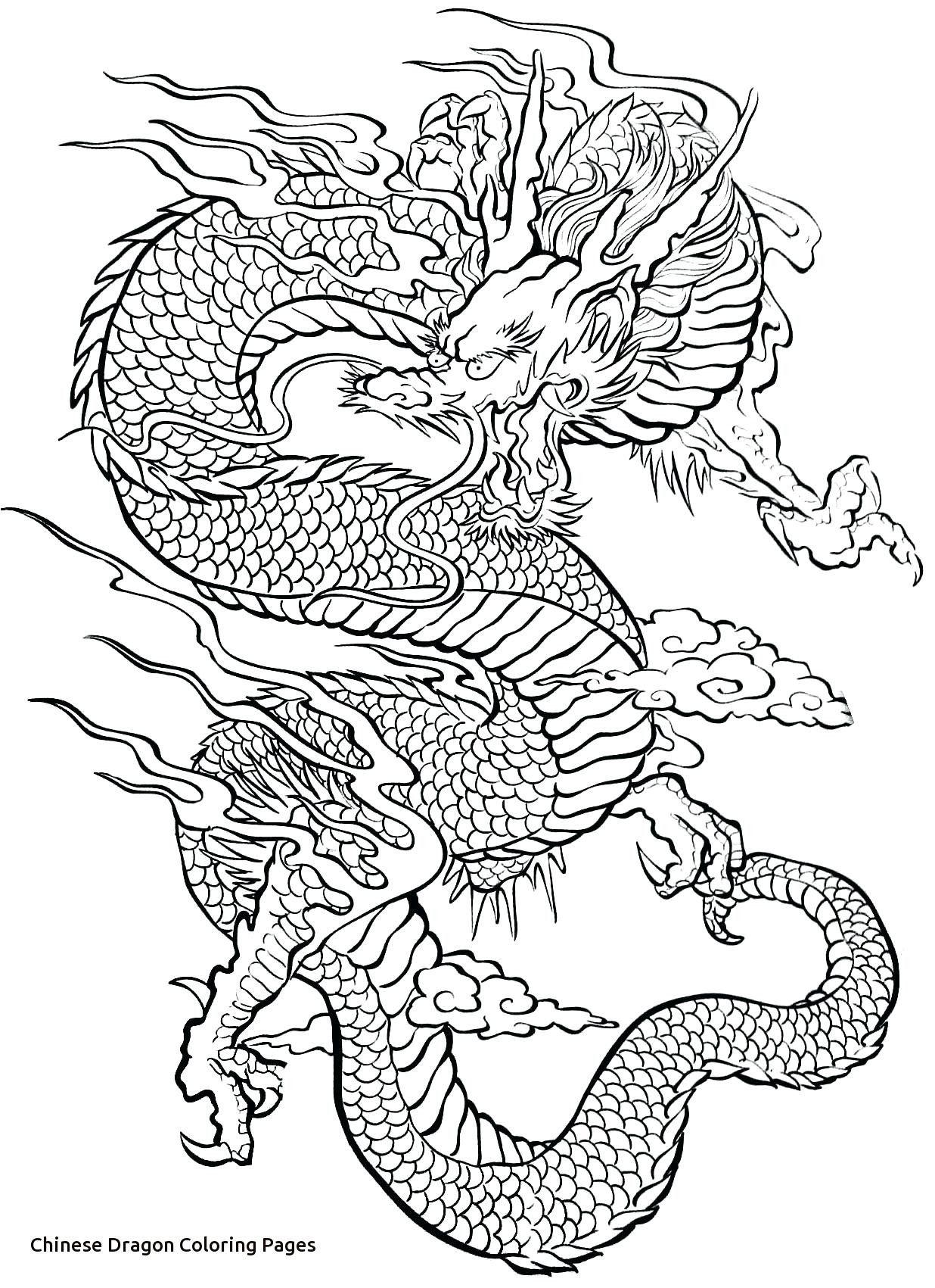 coloriage mandala dragon nouveau en ligne chinese dragon