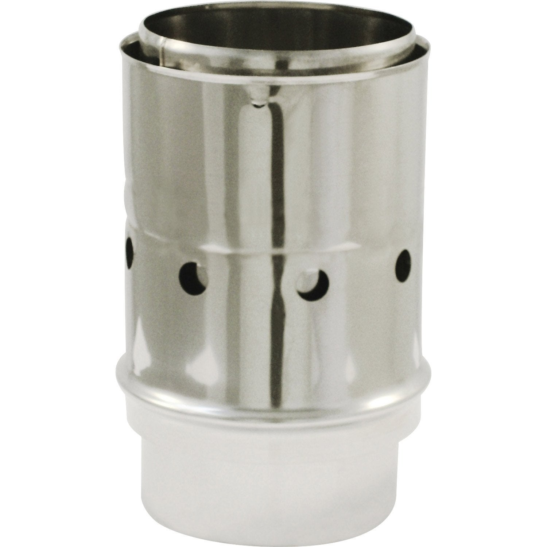 Raccord Poele Tubage Pour Raccordement Isotip Joncoux Diam 180 Mm