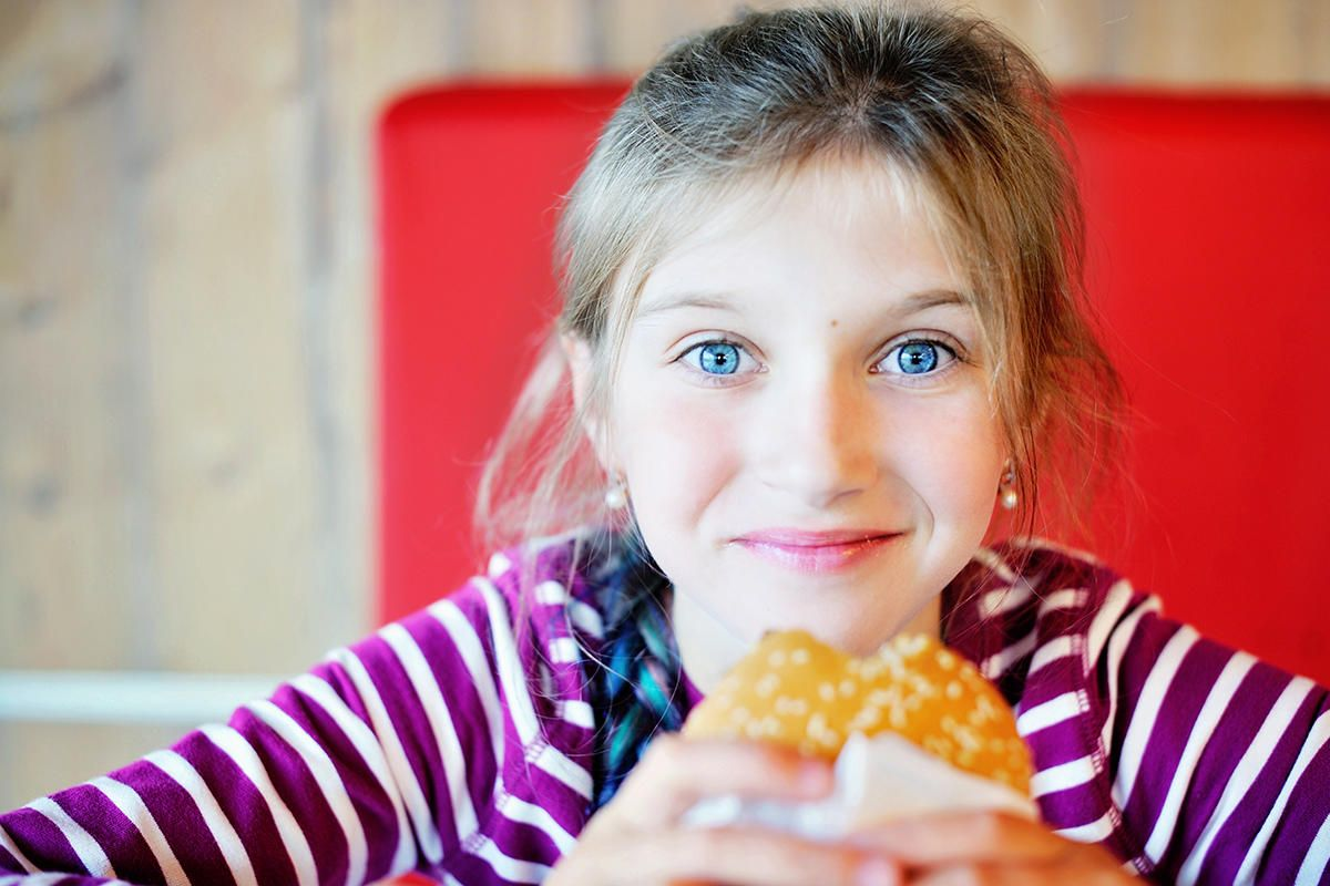 Paneras ceo challenges fast food ceos to eat their kids