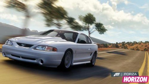 The Ford 1995 R Mustang Horizon Cobra In Forza
