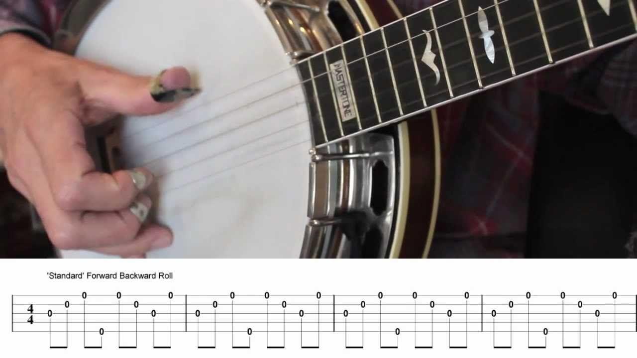 Beginning Bluegrass Banjo Lesson 24 Variations of the