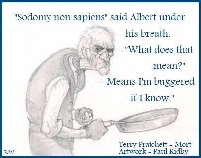 Quote By Sir Terry Pratchett Artist Paul Kidby By Kim