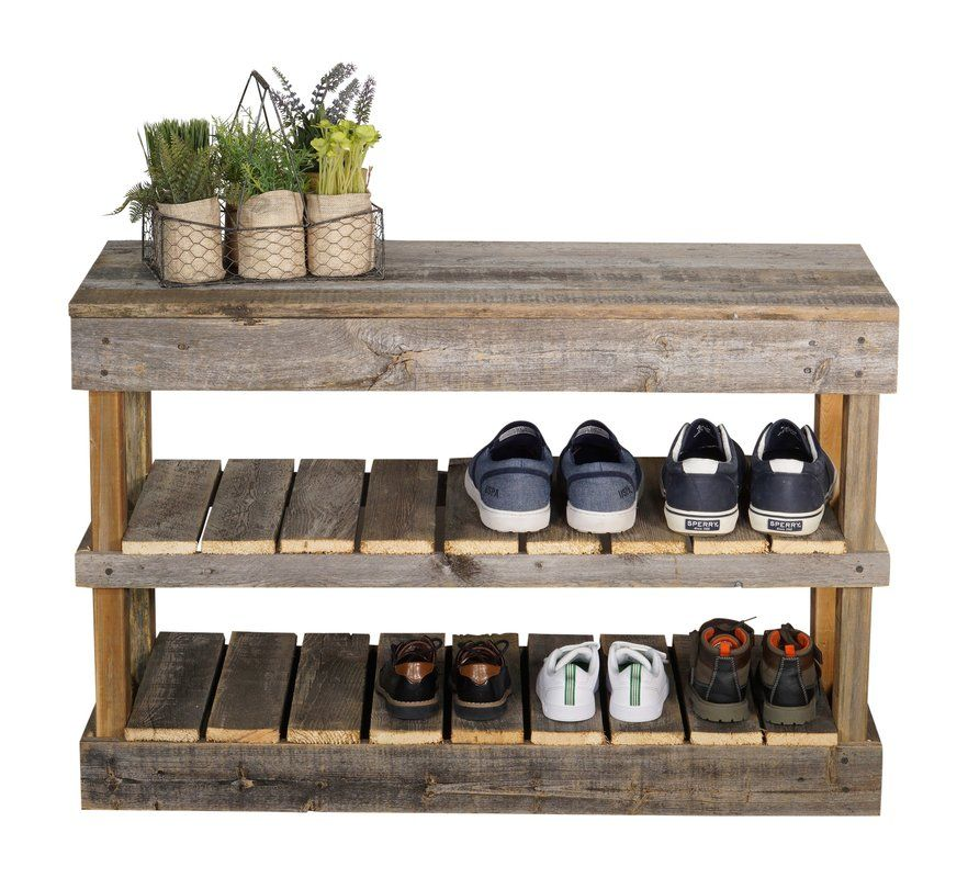 Coley 8 Pair Shoe Storage Rack | Ideas para y Ideas