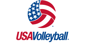 Usa Volleyball Logo Usa Volleyball Volleyball Training Coaching Volleyball