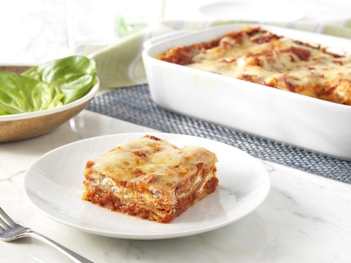 gluten free lasagna recipe simple