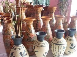 Handicraft From Indonesia Tembikar Seni Dan Seni Rupa
