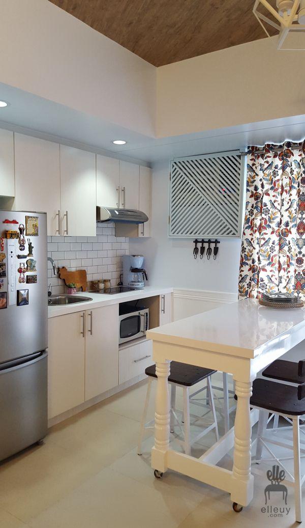 Cottage Inspired Kitchen Small Kitchen Design Tiny