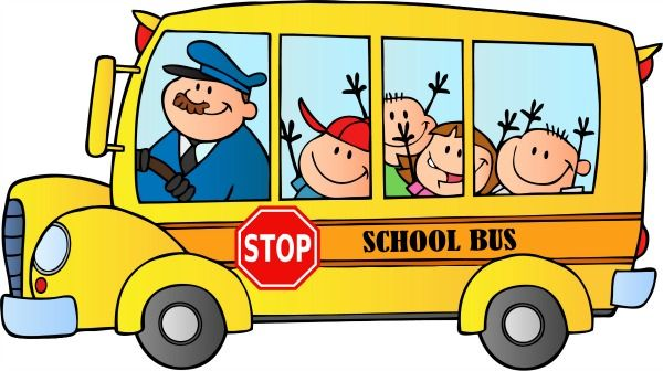 Coloring Pages To Print Cartoon School Bus School Bus Drawing