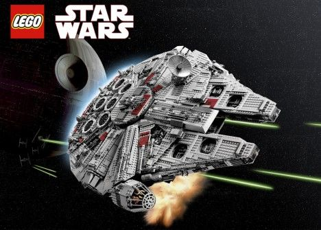 LEGO Star Wars UCS Millennium Falcon Being Released in Future ...