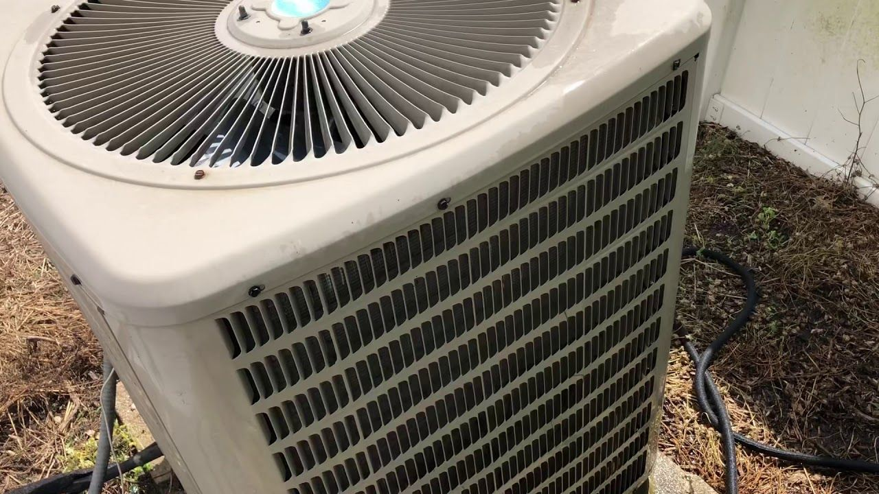 How To Clean Your Central Air Conditioning Unit Outside Do It