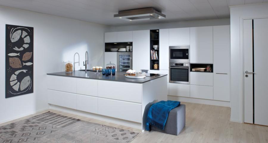 Keittiöt   TaloTalo   Rakentaminen   Remontointi   Sisustaminen   Suunnittelu   Saneeraus #keittiö #sisustus #uoma #kitchen #decor #talotalo