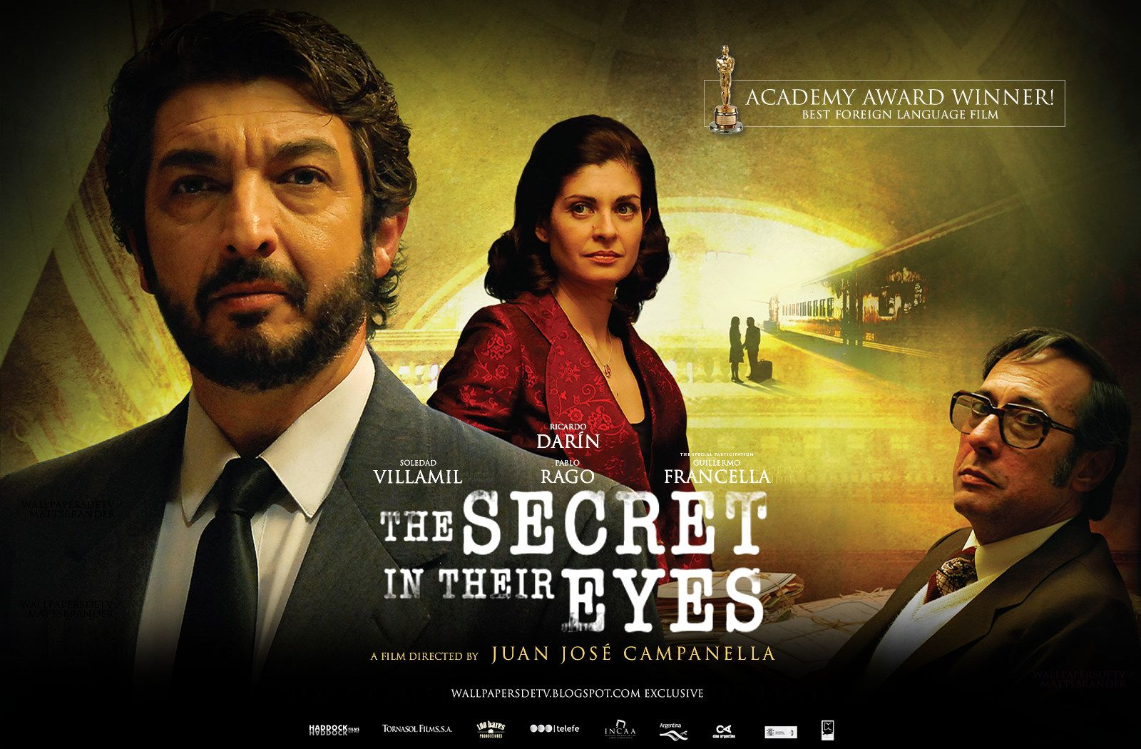 Cinéma/ »The Secret in their Eyes » de Juan José
